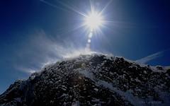 Sonnblickgrat mit Schneefegen (bergfroosch) Tags: rauris sonnblick kolmsaigurn wetterwarte sonnblickobservatorium bergratz bergfroosch