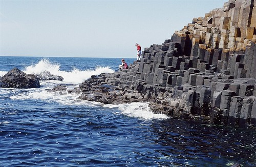 Giant's Causeway, northern Ireland, 95