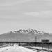 Utah, in monochrome