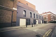 Old Castle Street (goodfella2459) Tags: street old colour london castle history film analog 35mm lens jack nikon alice crime 24mm af nikkor 50 whitechapel milf f4 mckenzie ripper c41 f28d cinestill
