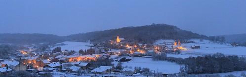 Vue sur Montenach