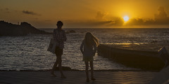 El Sol se va (Lunasanz) Tags: sunset fuerteventura cielo cielos atardeceres ocaso puestasdesol marinas cotillofuerteventura fuerteventuta