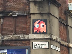 Space Invader LDN_127 (ratskaweiller) Tags: streetart london bowie space spaceinvaders invader invaders