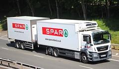 MAN - SPAR Supermarket (scotrailm 63A) Tags: trucks spar supermarkets lorries