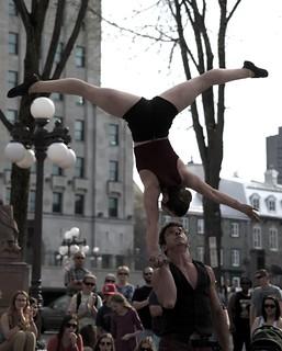 Cirque - Québec 2016 - Rue-Street