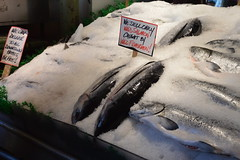 Pike Place Fish Market 2 (15) (Tommy Hjort) Tags: seattle travel usa fish market pikeplacemarket fishmarket fisk marknad