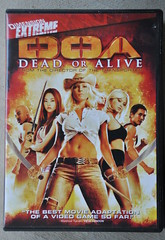 DOA: Dead or Alive (Veee Man) Tags: hot movie lasvegas action nevada gimp babes deadoralive doa devonaoki dvdcase jaimepressly nikond5000