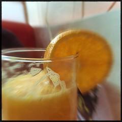 Orange (Ennev) Tags: penny rasputin hipstamatic
