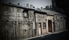 'Wild West' 6 (Yowell Art) Tags: wild west jail morningside edinburgh scotland hidden street