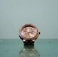 Chronostasis (luísfernandopires) Tags: money reflection clock metal circle technology symbol time background watch business hour second late concept minute chronostasis