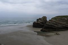 Catedrais (CeliaQuintillan) Tags: ocean costa beach landscape coast agua rocks playa roca rocas orilla catedrales ribadeo cantbrico catedrais