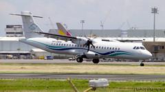 Aerospatiale ATR 72-500 Royal Star Aviation [RP-C8666] (Diego Roxas) Tags: star aviation royal manila mnl atr72 aerospatiale balesin rpll alphaland rpc8666