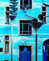 Musical houses #Kunsthofpassage #towns #streets #Dresden #Germany #travel #photography #colours #trippy #dreamy #europe (VaibhavSharmaPhotography) Tags: travel houses streets germany photography dresden europe colours musical dreamy trippy towns kunsthofpassage