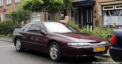 Subaru SVX 1993 (XBXG) Tags: auto old holland classic netherlands car japan japanese automobile nederland voiture 1993 subaru paysbas coupe japon coup alcyone ancienne asiatique svx woerden japonaise subarusvx gllj89