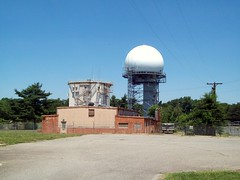 Former 722 Air Force Squadron Radar Site Gibbsboro (JSF0864) Tags: tower radar radome