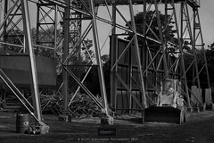 The Last Remnants (Nicky Highlander Photography) Tags: barbados caribbean westindies blowers saintjames portvale sugar factory production process industrial industry equipment machinery historical culture cultural cane documentary daily life lifestyle blackandwhite bw photoessay neutral density ipoty awards 2015 ghostsofindustriespast monochrome