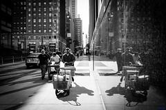 hard worker (desmokurt1) Tags: newyork ny usa amerika bw sw fuji fujixt1 kurtessler downtown village menschen people human