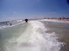 G0252494 (Tom Simpson) Tags: ocean beach maddie newjersey nj madeline jerseyshore boogieboard avonbythesea
