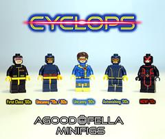 Cyclops v.2 [VARIANTS] [COMICS] [CUSTOM] [MOD] [MOC] (agoodfella minifigs) Tags: lego xmen marvel mcu marvelcomics minifigure moc minifigures scottsummers marvelheroes legosuperheroes legoxmen legomarvel legomarvelsuperheroes marvellego