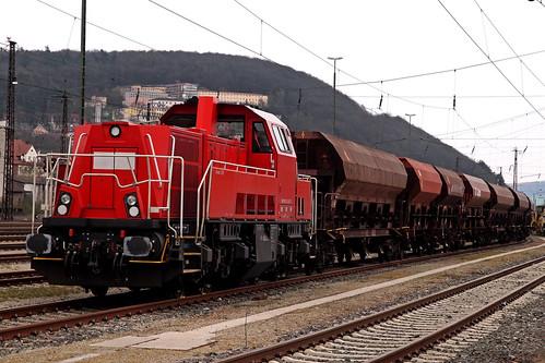 D VTLT 261 313-1 Gemünden am Main 10-04-2016
