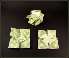 Tatos - Fuse (rebecccaravelry) Tags: origami box tato fuse tomokofuse