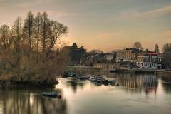 London 2012 March 25th (violinconcertono3) Tags: sunset london thames river landscapes flickr unitedkingdom dusk fineart cityscapes richmond fineartphotography davidhenderson london2012 londonist fineartphotographer londonphotographer 19sixty3 19sixty3com