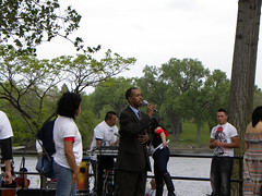 Speakers at the 2012 May Day event in Powderhorn Park (Fibonacci Blue) Tags: minnesota rally march mayday occupy occupystpaul worker right ctul socialism anarchism socialist puede lake street powderhorn event may hispanic immigration latino latina minneapolis mpls occupympls occupywallstreet occupymn occupywallst ows protest protester immigrant inmigrante inmigración migrant activist activism