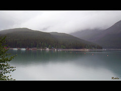 (Rekha Prasad) Tags: cruise cloud lake canada nature rockies boat scenery cloudy scenic peaceful alberta rockymountain banff banffnationalpark lakeminnewanka canadianrockies minnewanka beautifulcanada scenicplace minnewankaloop amazingalberta scenicplaceinnorthamerica