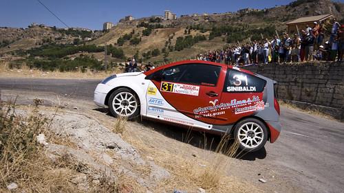 S. SINIBALDI e C. CALDERONE | CITROEN C2 306 R2B | 26° Rally Proserpina 2011