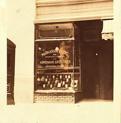 "Armenian Grocery Store At 76 Washington Street. • <a style=""font-size:0.8em;"" href=""http://www.flickr.com/photos/77241576@N06/7078226003/"" target=""_blank"">View on Flickr</a>"