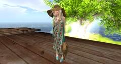 Hot Summer (+Cocoro+) Tags: fashion secondlife ag pesca tokidoki maitreya