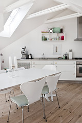 Minimalist Living in Copenhagen (Muriel Alvarez) Tags: white kitchen copenhagen grey homedecor scandinavian danemark decocrush