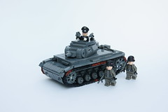 Panzer III Urban Ausf. N ([Stijn Oom]) Tags: urban 3 hat tank lego g iii attack german medium tt decals uli panzer ausf citizenbrick