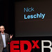 TEDxBoston 2012 - Nick Leschly