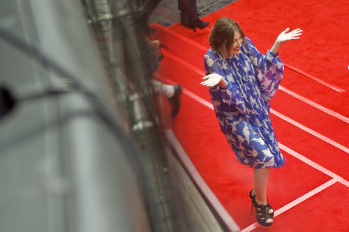 Kelly MacDonald at the European Premiere of Brave at the Festival Theatre, Edinburgh