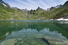 Lac de Louvie (2213m) (Philip Field) Tags: lake alps water landscape switzerland nikon europe mountainlake crystalwaters valais verbier crystalwater swissalps lacdelouvie louvie beautifullake fionnay landscapebeauty d7000 nikond7000 philipfield philfield