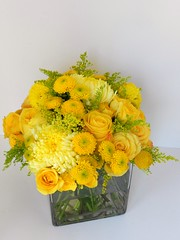 DSCN2268 (AimStudios) Tags: wedding yellow room gray yellowroses 1520 solidago craspedia yellowdahlias yellowsprayroses yellowfootballmums yellowbuttonpompons yellowgardenroses