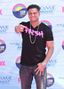 Paul DelVecchio, aka Pauly D, at the 2012 Teen Choice Awards held at the Gibson Amphitheatre - Arrivals Universal City, California