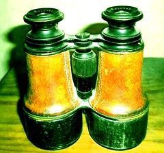 eyespy4 (CantHoldUrArsenic) Tags: old london eye binocular antique binoculars dollond