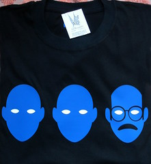 Remera blue man group (Lady Krizia) Tags: blue tshirt tobias vinilo bluemangroup remera funke wilwarin remeras estampado termoestampado