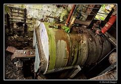 Longfield Dye Works (Russ Dixon Photography) Tags: abandoned industry yorkshire industrialrevolution urbanexploration textiles derelict pennines huddersfield colnevalley urbex elland forgotton longfielddyeworks dervishimages
