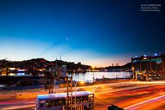 Taiwan_Keelung Harbor_Sunset Rays____IMG_4921 (Len) Tags: sunset favorite landscape harbor taiwan  rays   keelung    50d explored t116 keelungharbor     tokinaaf1116mmf28