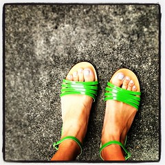 J. Crew Lilibeth sandals by actionhero, on Flickr