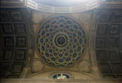 Entry Dome, Pazzi Chapel, Santa Croce, Florence