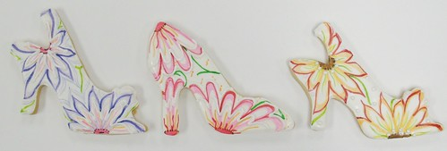 [Image from Flickr]:Shoe Dazzle Cookies