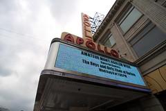 Apollo Theater (Gwenaël Piaser) Tags: newyork july 2012 new york unlimitedphotos gwenaelpiaser canon eos 7d canoneos eos7d canoneos7d america amérique usa etatsunis tokinaaf1116mmf28 atx116prodx tokina 116 atx 1116mm tokina1116mmf28 wideangle wide angle harlem apollo theater city ville