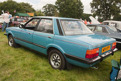 1982 Ford Cortina 2.0 Crusader Mk5 (Trigger's Retro Road Tests!) Tags: show classic ford cortina sports car festival hall suffolk 1982 august 20 crusader 2012 mk5 helmingham