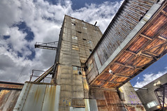 """Grain Silo • <a style=""""font-size:0.8em;"""" href=""""http://www.flickr.com/photos/45090765@N05/7754600870/"""" target=""""_blank"""">View on Flickr</a>"""