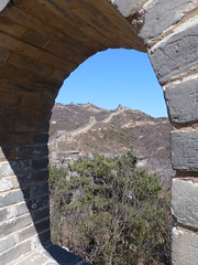 Great Wall of China: Badaling (sftrajan) Tags: china beijing unescoworldheritagesite greatwall   fortification  peking greatwallofchina pekin pkin  grandemuraille bijng chinesischemauer  chinesemuur  bckinh bdlng
