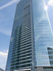CIMG9050 (Akieboy) Tags: building glass skyscraper esplanadedeladefense